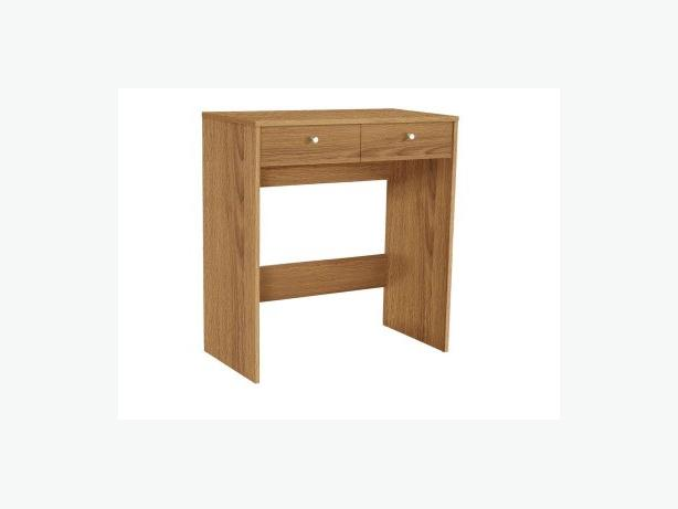 New 2 drawers dressing desk--Pine