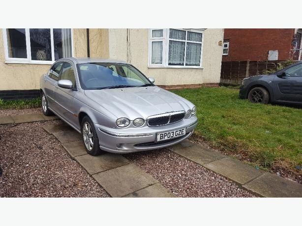 Jaguar 2.1 v6 manual petrol