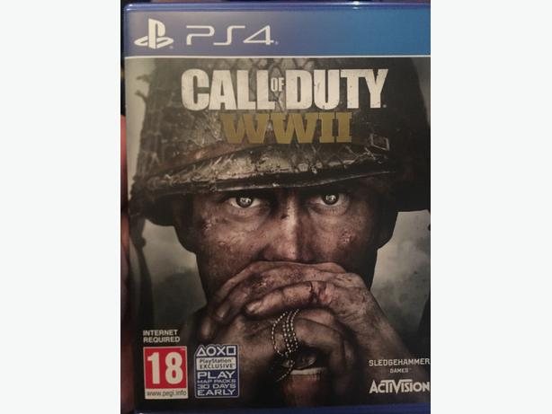 ps4 game ww11