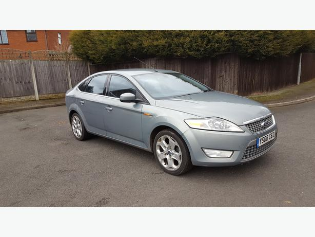 Ford Mondeo 2.0 tdci Titanium x fully loaded