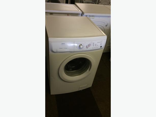 6KG ZANUSSI WASHING MACHINE VERY CLEAN AND TIDY🌎🌎PLANET APPLIANCE🌎🌎