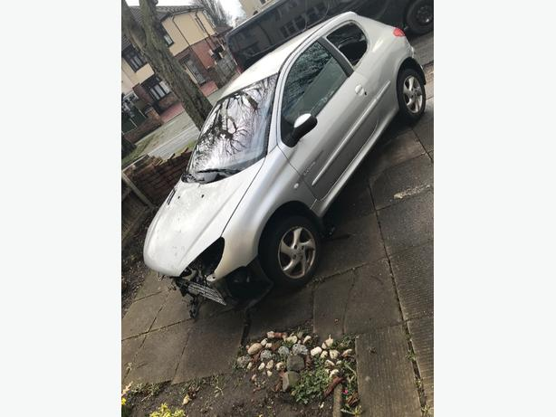 peugeot 206 1.6hdi for parts