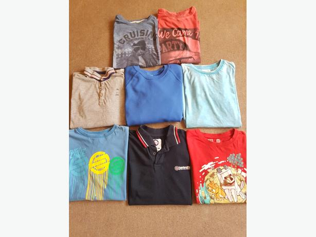 Bundle of boys clothes age 11-12 years