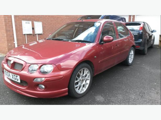 CLEAN CAR LOW MILES 2004 MG ZR Diesel 2.0TD Hatchback 5d