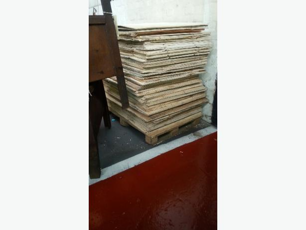 Ply wood boards / loft boards regular stock