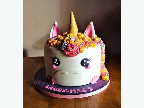 Unicorn Cake - To Order