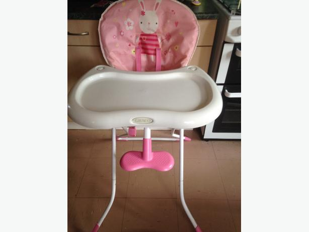 girls highchair