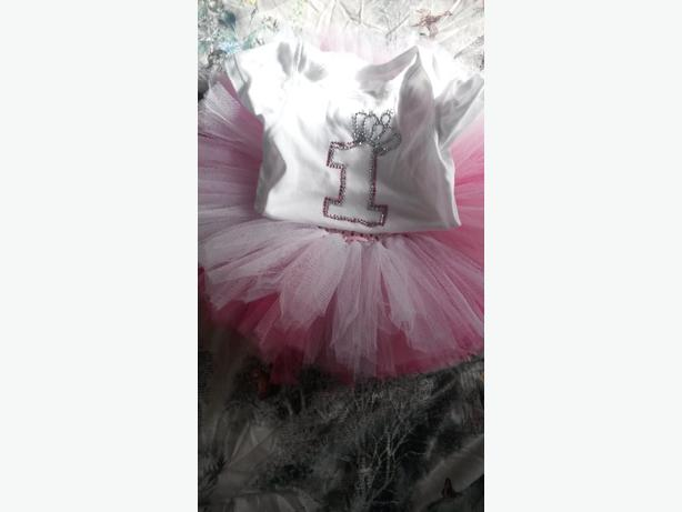 Girls first birthday outfit /cake smash outfit