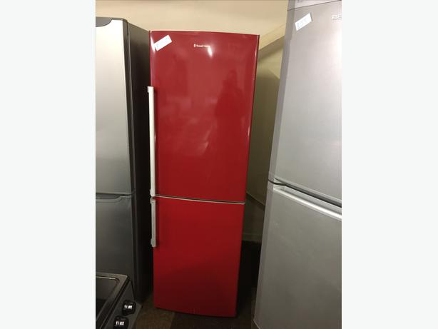 RUSSELL HOBS RED FRIDGE FREEZER 🌎🌎PLANET APPLIANCE🌎🌎