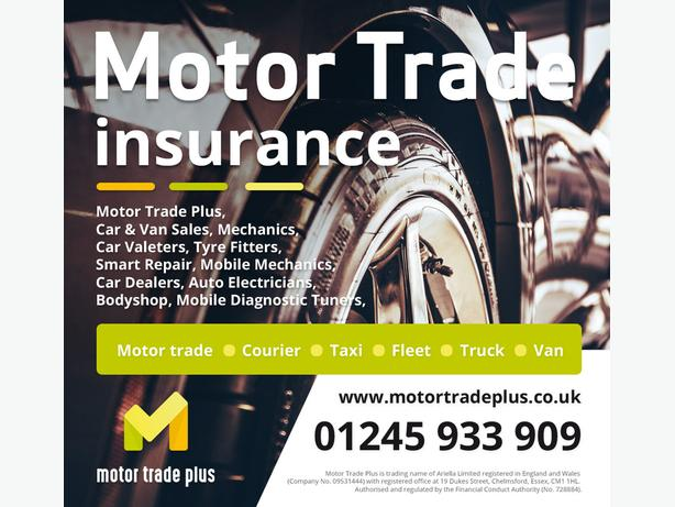 CHEAP INSURANCE MOTOR TRADE - FLEET - TAXI - VAN - TRUCK - COURIER
