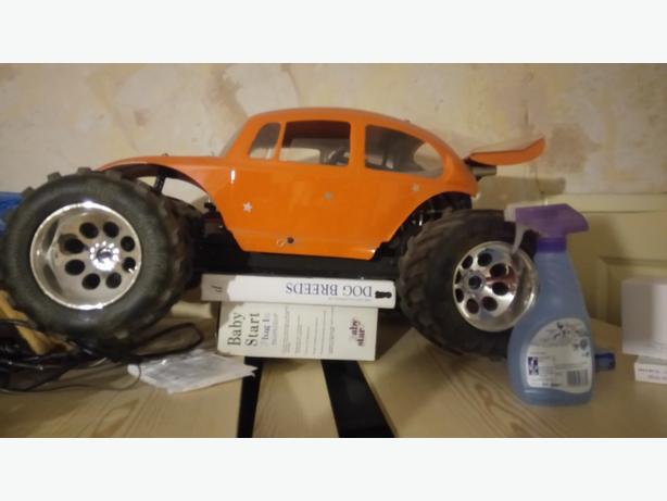 Fg radio controlled monster Beetle