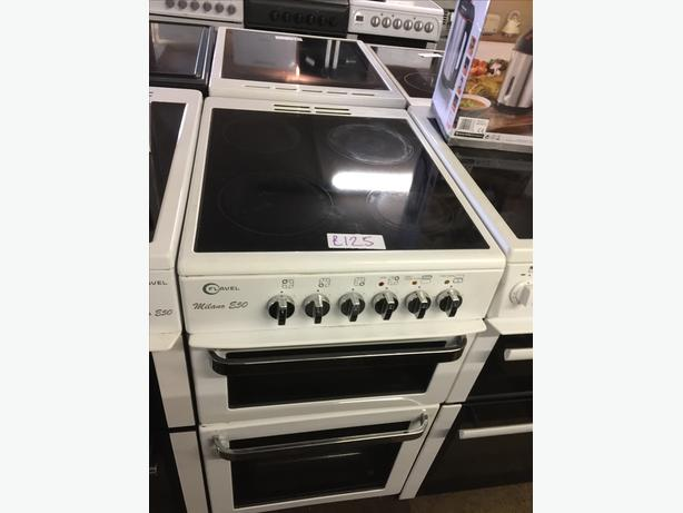 50CM FLAVEL ELECTRIC COOKER VERY CLEAN AND TIDY🌎🌎PLANET APPLIANCE🌎🌎