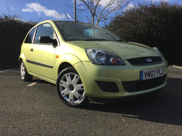 Ford Fiesta 1.25 Style 2007 58k