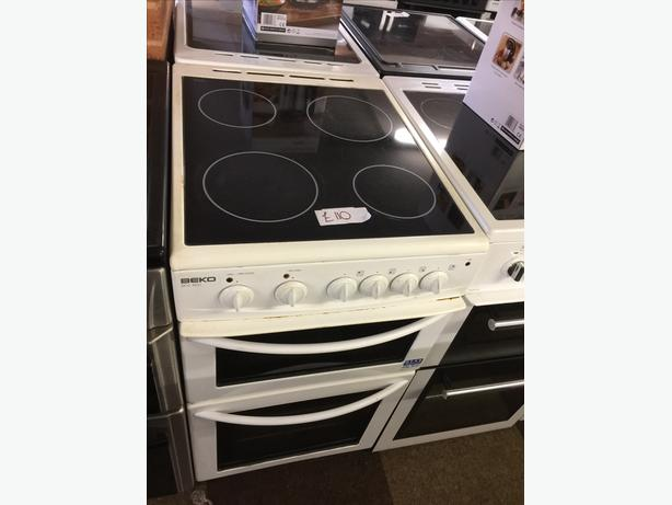 50CM BEKO ELECTRIC COOKER VERY CLEAN AND TIDY🌎🌎PLANET APPLIANCE😌🌎