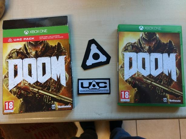 Doom UAC pack Xbox One