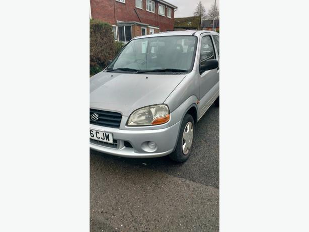 suzuki ignis swaps or sell