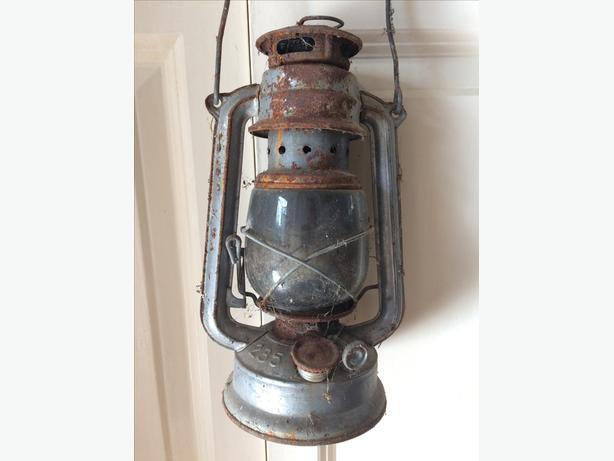 old storm hurricane lamp light lantern