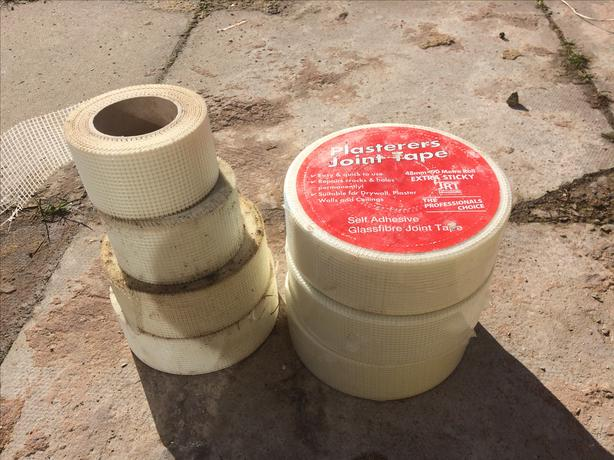 FREE: plasterers joint tape