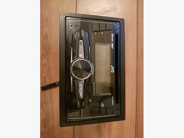 JVC KW-DB92BT DAB DOUBLE DIN CD MP3 USB BT TUNER AUX