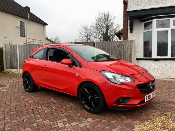 2015 Vauxhall Corsa 1.4 Petrol Energy 3 Door £30 Road Tax Only 18K Miles