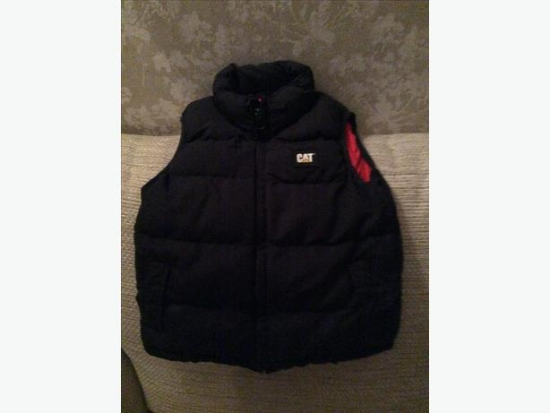 Boys aged 2 CAT gilet, excellent condition