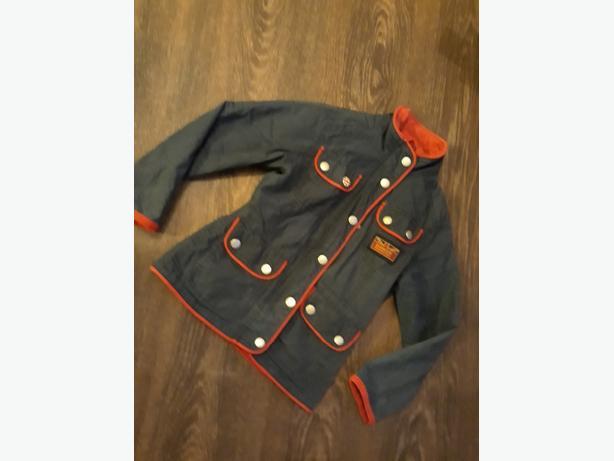 Original girls Barbour coat