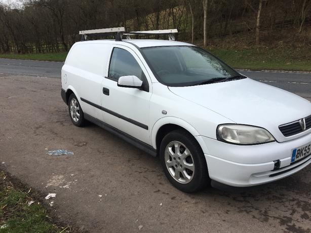 vauxhall astra 1.7 55 plate