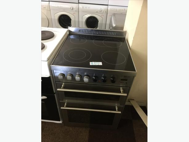 STAINLESS STEEL JOHN LEWIS 60CM ELECTRIC COOKER🌎🌎PLANET APPLIANCE🌎🌎