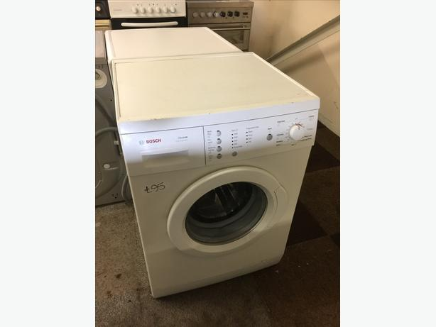 7KG BOSCH WASHER WITH GENUINE GUARANTEE🌎🌎PLANET APPLIANCE🌎🌎