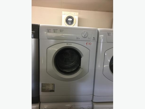 6KG VENTED HOTPOINT TUMBLE DRYER🌎🌎PLANET APPLIANCE🌎🌎