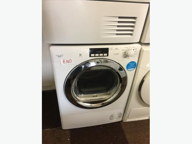 CANDY GRAND VITA 9KG CONDENSER DRYER GOOD CONDITION🌎🌎PLANET APPLIANCE🌎🌎