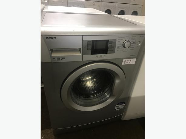 7 KG LOAD BEKO WASHING MACHINE WITH GENUINE GUARANTEE 🇬🇧🇬🇧🌎🌎