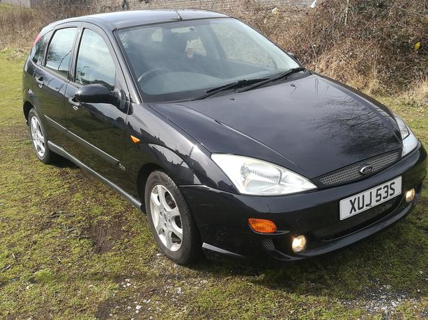 Ford focus 1.8 zetec full mot