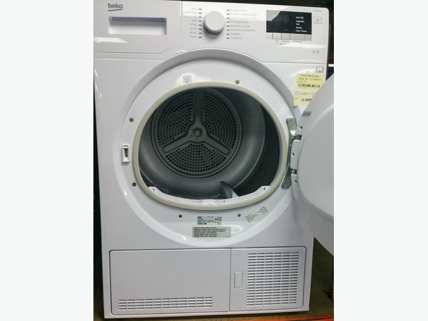 **GRADED** BEKO 8KG CONDENSER TUMBLE DRYER + 12 MONTHS WARRANTY