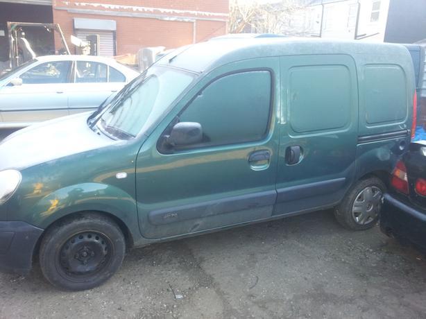 2007 Renault Kangoo Van
