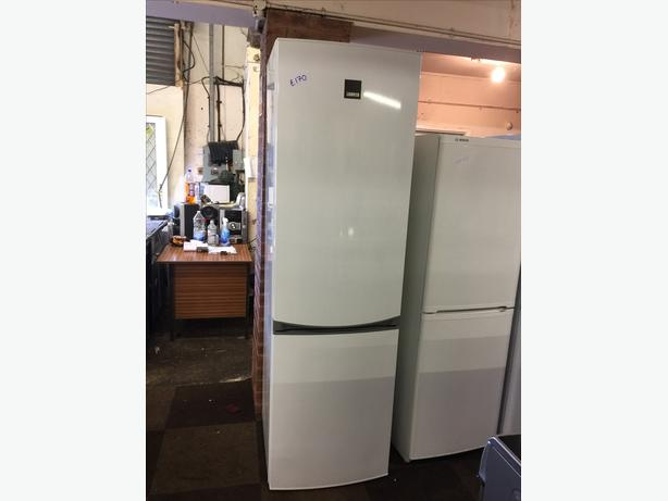 TALL ZANUSSI FRIDGE FREEZER GOOD CONDITION🌎🌎PLANET APPLIANCE🌎🌎