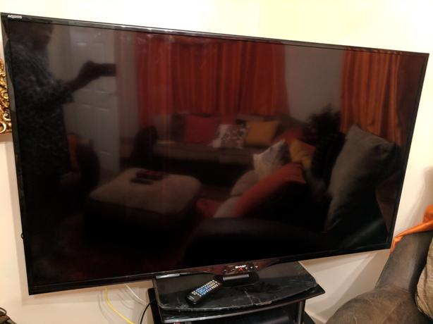 Sharp 60 Inch 3D Smart LED TV