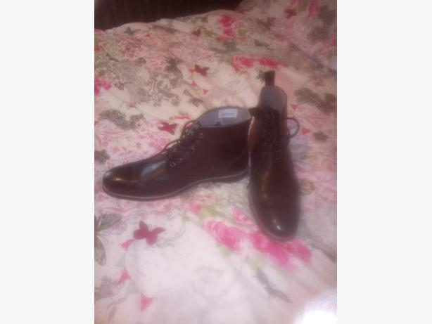 Peaky blinders boots  s/11