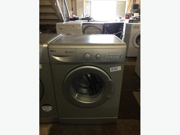 6KG BEKO WASHING MACHINE WITH GUARANTEE🌎🌎PLANET APPLIANCE🌎