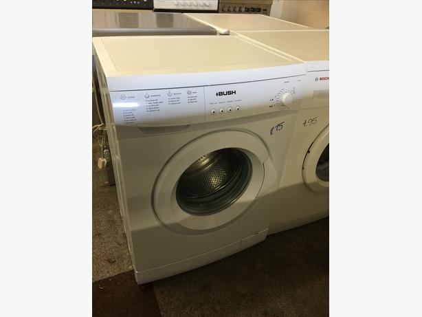 6kG BUSH WASHER GOOD CONDITION🌎🌎PLANET APPLIANCE🌎🌎