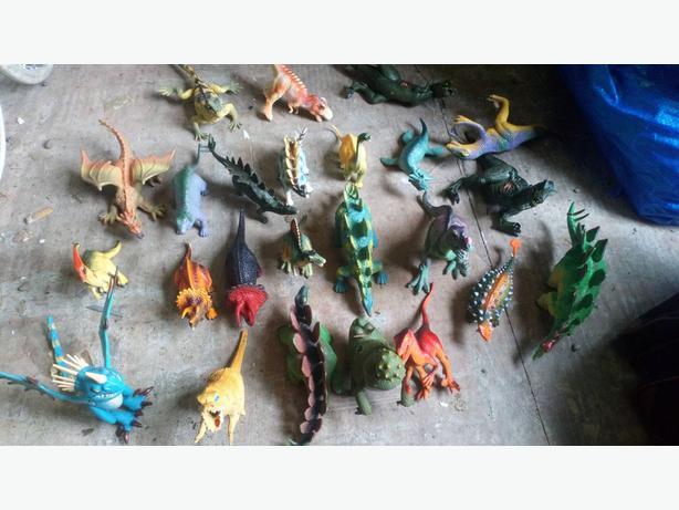 dinosaurs joblot