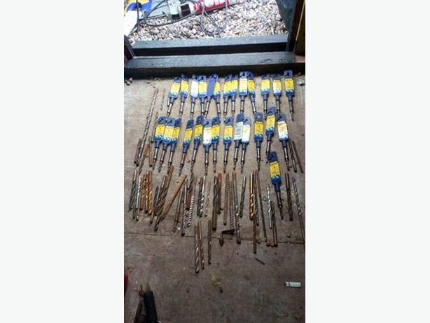 hand tools joblot