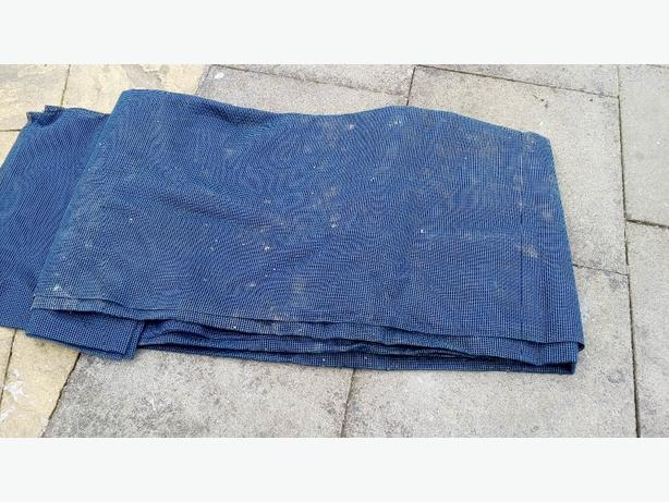 Blue AWNING Ground Sheet
