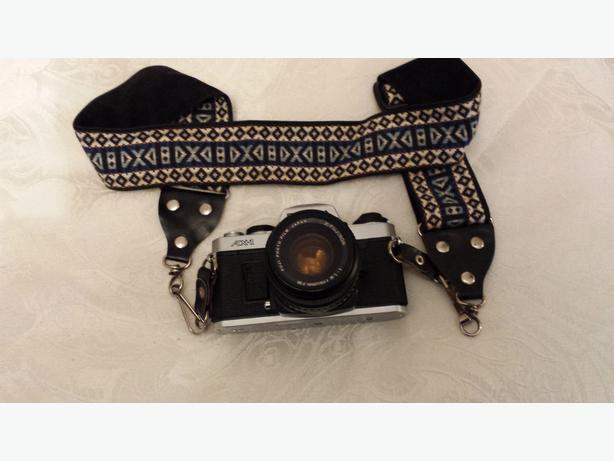 Fujica AX-1 SLR Camera
