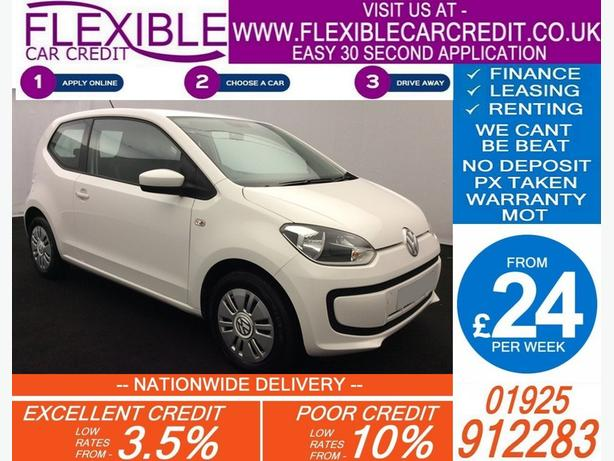 2014 VW UP 1.0 MOVE PETROL MANUAL HATCHBACK 25K