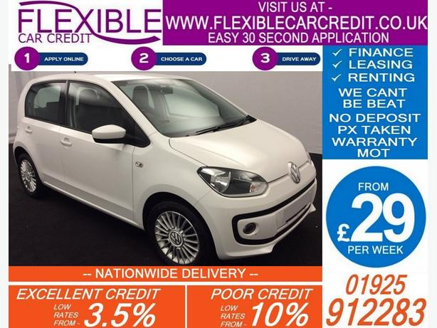 2014 VW UP 1.0 HIGH PETROL MANUAL HATCHBACK 24K