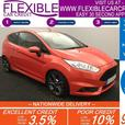 2015 FORD FIESTA 1.6 ST-2 ECOBOOST PETROL MANUAL HATCHBACK 9K