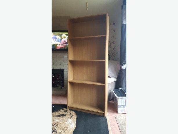 book/dvds shelf