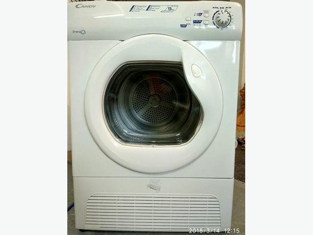Candy GCC591NB sensor condenser tumble dryer for sale