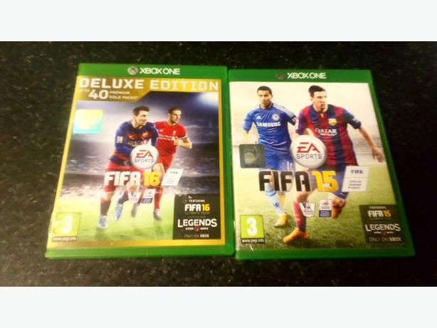 fifa 16 and 15